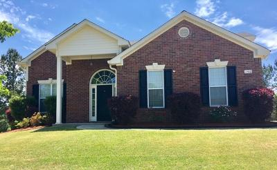 Aiken Single Family Home For Sale: 140 Weyanoke Court