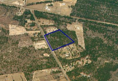 Aiken Residential Lots & Land For Sale: Joyner Pond Road