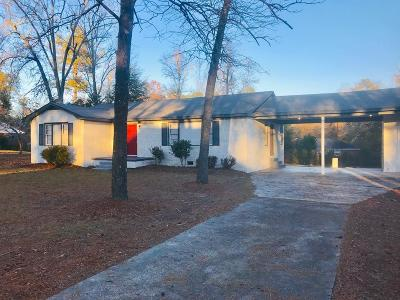 New Ellenton Single Family Home For Sale: 614 Forest Circle