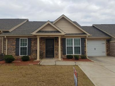 Aiken Single Family Home For Sale: 212 Staghorn Court
