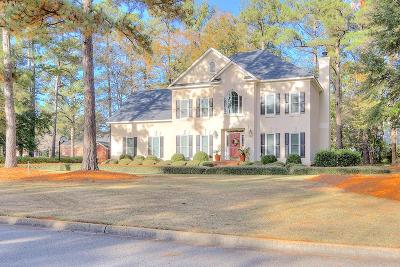 North Augusta Single Family Home For Sale: 36 Fox Creek Dr