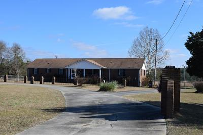 Aiken Single Family Home For Sale: 2075 Green Pond Road