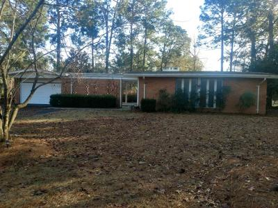 Single Family Home For Sale: 341 Fairway Lane