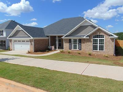 North Augusta Single Family Home For Sale: 445 Bridle Path Road