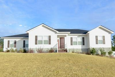North Augusta Single Family Home For Sale: 40 Amsterdam Court
