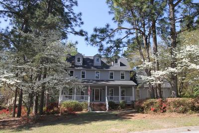 Aiken Single Family Home For Sale: 120 Basswood Drive