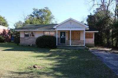 North Augusta Single Family Home For Sale: 446 Audubon Circle