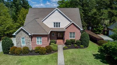 North Augusta Single Family Home For Sale: 129 River Wind Drive