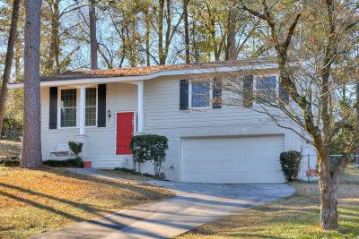 North Augusta Single Family Home For Sale: 506 Dove Ct