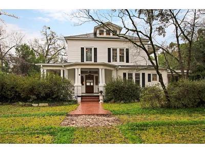 Aiken Single Family Home For Sale: 411 South Boundary SE