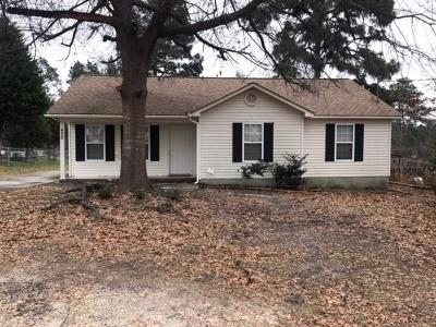 North Augusta Single Family Home For Sale: 420 Old Sudlow Lake Rd