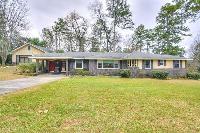 North Augusta Single Family Home For Sale: 1001 Fairfield Avenue