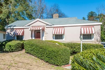 North Augusta Single Family Home For Sale: 301 W Spring Grove Ave