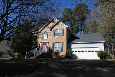 North Augusta Single Family Home For Sale: 205 Longstreet Xing