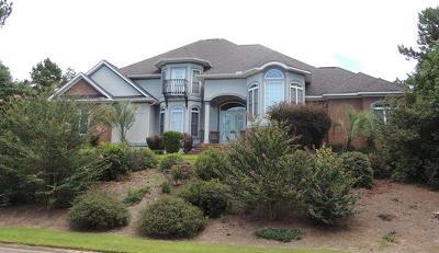 Aiken Single Family Home For Sale: 111 Longwood Green Ct