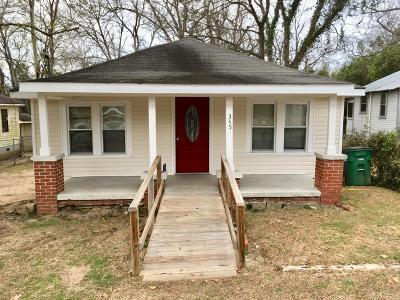 Aiken Single Family Home For Sale: 345 Greenville St