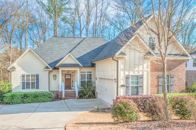 North Augusta Single Family Home For Sale: 128 Oakbrook Dr