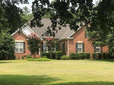 Aiken Single Family Home For Sale: 210 Springhouse Drive