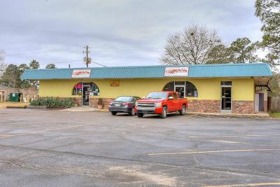 North Augusta Commercial For Sale: 614 Edgefield Rd