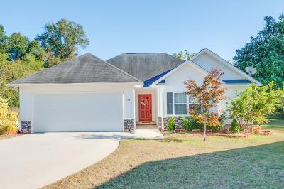 North Augusta Single Family Home For Sale: 274 Spring Oak Lane