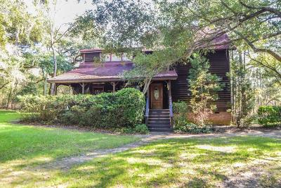 Aiken Single Family Home For Sale: 136 Crooked Creek Rd