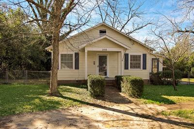 North Augusta Single Family Home For Sale: 208 W Hugh Street