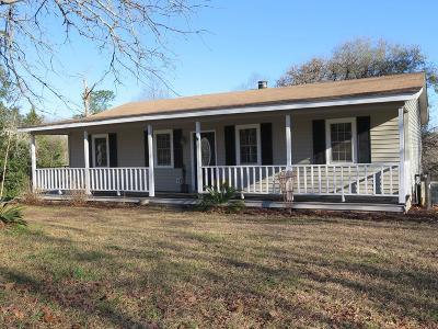 North Augusta Single Family Home For Sale: 332 Blanchard Rd