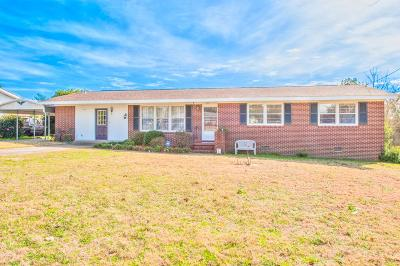 North Augusta Single Family Home For Sale: 106 Lee Street