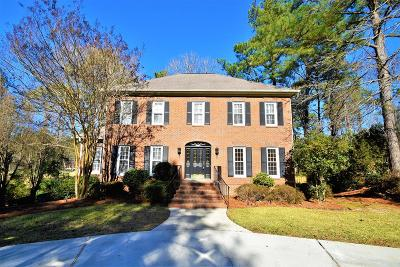 Aiken Single Family Home For Sale: 525 Holley Lake Road
