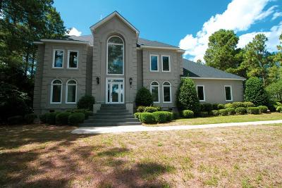 Aiken Single Family Home For Sale: 921 Holley Lake Road