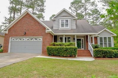 Aiken Single Family Home For Sale: 1375 Willow Woods Dr