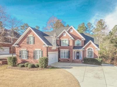 North Augusta Single Family Home For Sale: 115 Blue Heron Lane