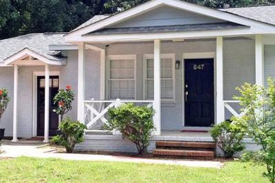 Aiken Single Family Home For Sale: 847 Boardman Rd