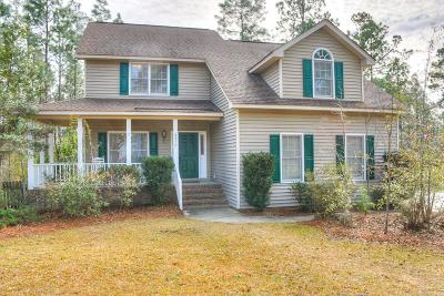 Aiken Single Family Home For Sale: 2317 Beaver Creek Ln