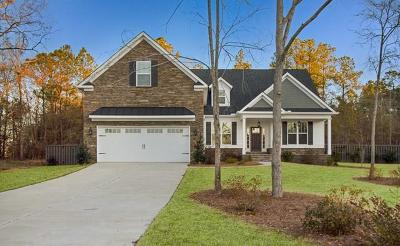 North Augusta Single Family Home For Sale: 1033 N. Cooper Place Drive