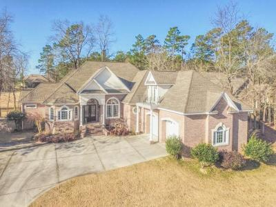 Aiken Single Family Home For Sale: 162 Foxhound Run Road