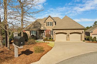 Aiken Single Family Home For Sale: 40 Storm Song Court