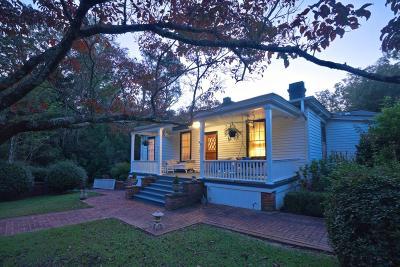 Aiken Single Family Home For Sale: 357 Chesterfield St SW