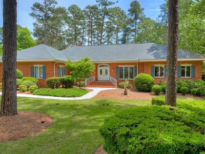 Aiken Single Family Home For Sale: 109 Mulberry Court