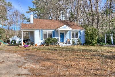 Warrenville Single Family Home For Sale: 806 Augusta Road
