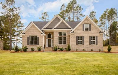 North Augusta Single Family Home For Sale: 276 Eutaw Springs Trail