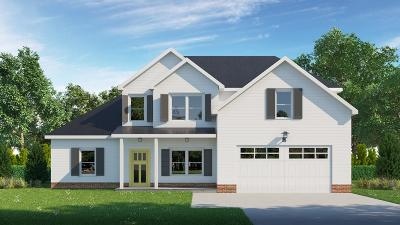 North Augusta Single Family Home For Sale: Lot 2046 Sweetwater Landing
