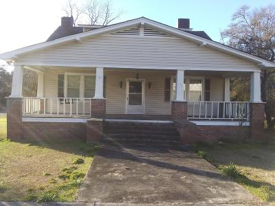 Single Family Home For Sale: 111 Campbell