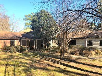 Aiken Single Family Home For Sale: 1358 Forest Hill Dr SW