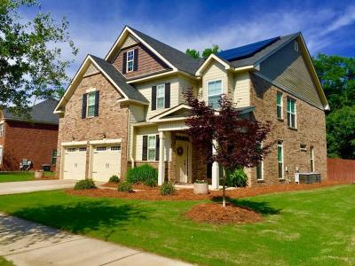 North Augusta Single Family Home For Sale: 113 Blair Drive