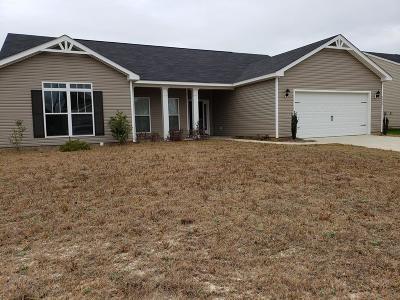 Aiken Single Family Home For Sale: 3452 Heartwood Pass