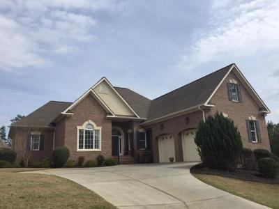 Aiken Single Family Home For Sale: 392 West Pleasant Colony