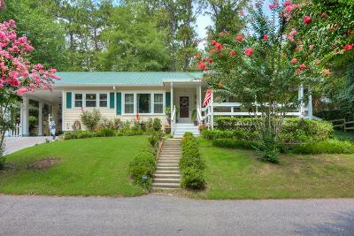 Aiken Single Family Home For Sale: 907 Valley Road