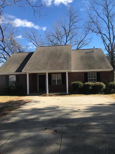 Aiken Single Family Home For Sale: 340 Kershaw NE