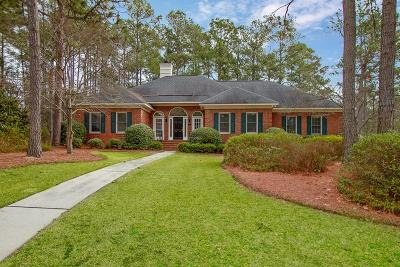Aiken Single Family Home For Sale: 113 Yellow Pine